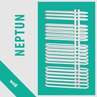 NEPTUN weiß - Badheizkörper Handtuchheizkörper Handtuchheizung