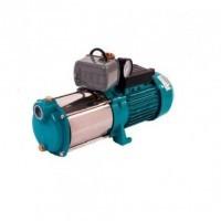Wasserpumpe 130 l/min 1,65 kW 230V mit Druckschalter und Manometer Jetpumpe Gartenpumpe Hauswasserwerk Kreiselpumpe