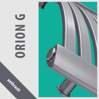 Orion-G Anthrazit - Badheizkörper Handtuchheizkörper Handtuchheizung Handtuchheizer