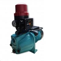 Wasserpumpe 60 l/min 1,1 kW 230V mit Brio Schalter Trockenlaufschutz Jetpumpe Gartenpumpe Hauswasserwerk Kreiselpumpe