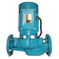 "Pumpe 2200 W 400V 2"" 3 bar 24000 L/Std Umwälzpumpe Heizungspumpe"