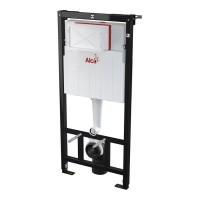 (112cm) WC Vorwandelement für Trockenbau Unterputzspülkasten Spülkasten Wand WC hängend 112 cm inkl. Schallschutz