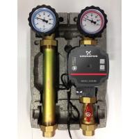 Grundfos Alpha Pumpengruppe für Heizung Umwälzpumpe 25/60 Hocheffizienzpumpe