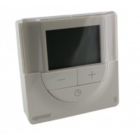 Uponor Smatrix Wave I-163 Funk Raumfühler digital  Thermostat Schaltuhr