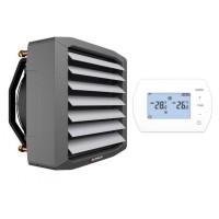 Lufterhitzer 0,7 bis 94 kW Thermostat Regler Heizregister Luftheizung Hallenheizung