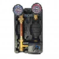 Oventrop Pumpengruppe m. Stellmotor Mischer Regumat M3-180 Anbindesystem DN25