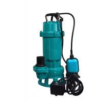 Schmutzwasserpumpe Fäkalienpumpe 550 W 15000 L/Std Tauchpumpe Abwasserpumpe
