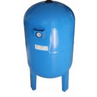 Membran Druckkessel stehend Manometer Druckbehälter  100 L Hauswasserwerk